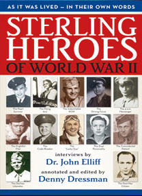 Sterling Heroes of WWII